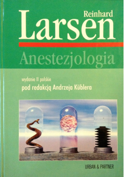Anestezjologia