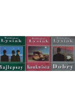Trylogia łotrzykowsko heroiczna 3 tomy