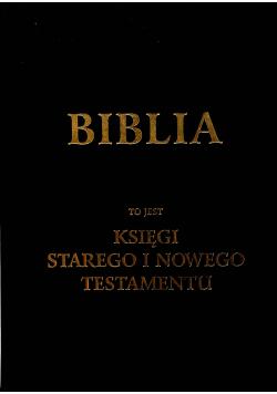 Biblia Starego i Nowego Testamentu