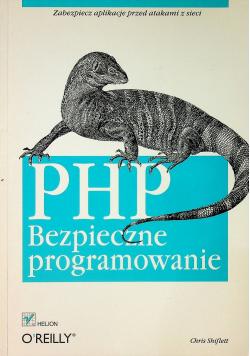 PHP Bezpieczne programowanie