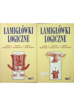 Łamigłówki logiczne 2 tomy