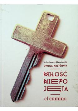 Miłość niepojęta droga krzyżowa + CD NOWA