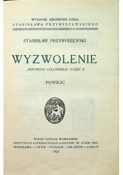 Wyzwolenie 1923 r.