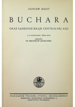 Buchara 1939r
