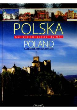 Najpiękniejsze zamki Polska