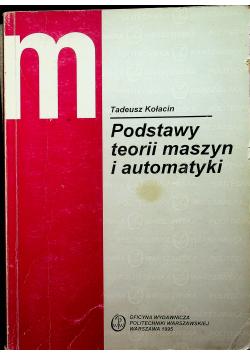 Podstawy teorii maszyn i automatyki
