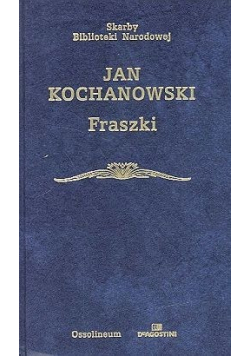 Kochanowski Fraszki