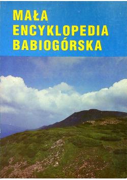 Mała encyklopedia babiogórska