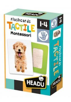 Montessori Fiszki sensoryczne HEADU