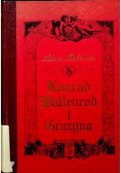 Konrad Wallenrod i Grażyna Reprint 1851 r