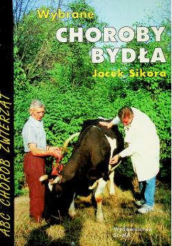 Wybrane choroby bydła