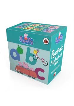 Peppa Pig Peppa's Alphabet Box