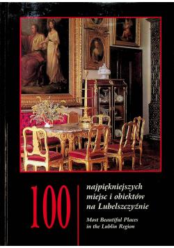 100 najpiękniejszych miejsc i obiektów na Lubelszczyźnie