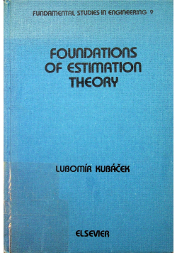 Foundations of estimation theory