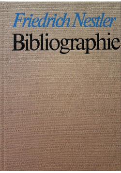 Bibliographie Einfuhrung in die Theorie und in die allgemeinen bibliographischen Verzeichnisse
