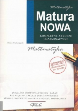 Matura nowa: matematyka