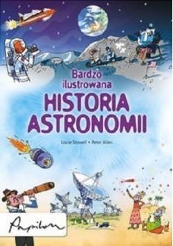Bardzo ilustrowana historia astronomii