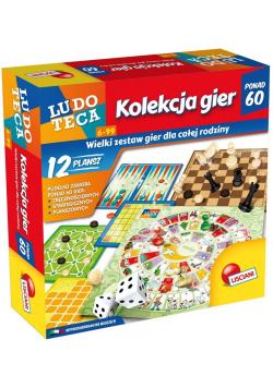 Zestaw 60 gier Ludoteca