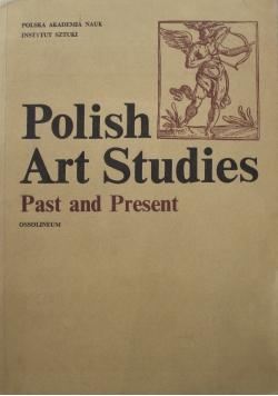 Polish Art Studies Past and Present