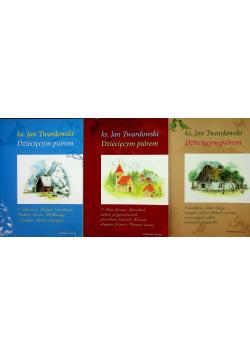 Dziecięcym piórem 3 tomy