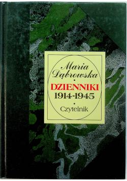 Dąbrowska Dzienniki 1914 -1945
