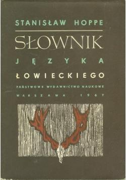 Słownik języka łowieckiego