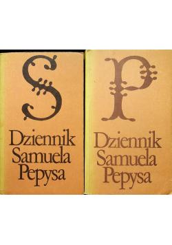 Dziennik Samuela Pepysa 2 tomy