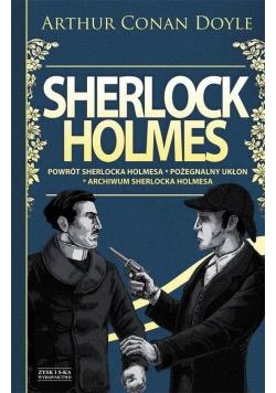 Sherlock Holmes Tom 3