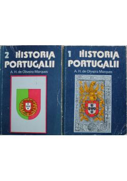 Historia Portugalii Tom I i II