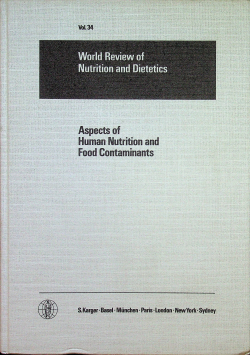 Aspects of Human Nutrition and Food Contaminants