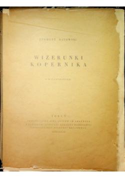 Wizerunki Kopernika 1933 r.