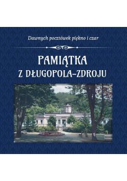 Pamiątka z Długopola-Zdroju
