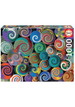 Puzzle 1000 Afrykańskie kosze G3