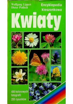 Encyklopedia kieszonkowa kwiaty