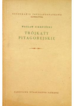 Trójkąty Pitagorejskie