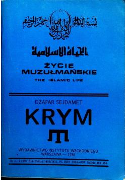 Życie muzułmańskie 1930 r