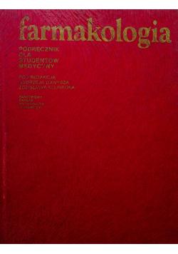 Farmakologia podręcznik dla studentów medycyny