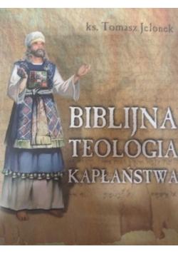 Biblijna teologia kapłaństwa