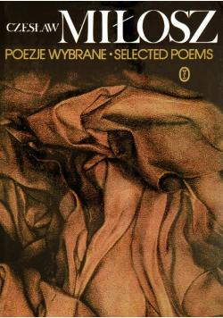 Miłosz Poezje wybrane Selected Poems