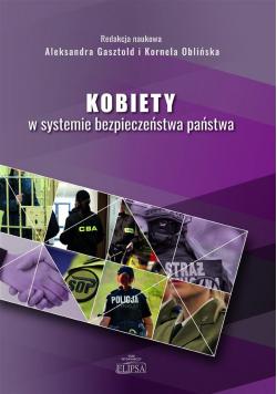 Kobiety w systemie bezpieczeństwa państwa