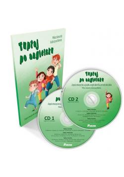 Tuptaj po angielsku + 2 CD