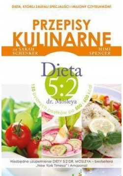 Przepisy do diety 5 2 dr Mosleya