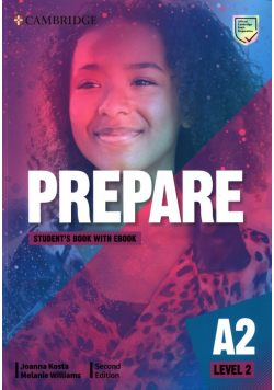 Prepare Level 2 Student's Book with eBook