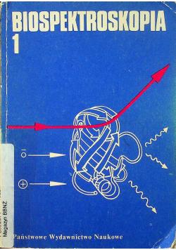 Biospektroskopia 1