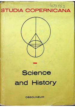 Studia Copernicana Science and history
