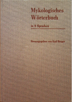 Mykologisches Worterbuch