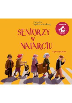 Seniorzy w natarciu audiobook