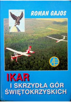 Ikar i skrzydła Gór Świętokrzyskich