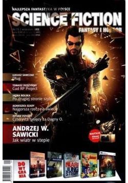 Science Fiction. Fantasy i Horror. Nr 71