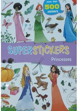 SuperStickers. Princesses